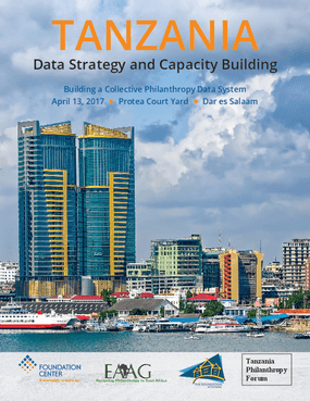 Tanzania: Data Strategy and Capacity Building (3rd Report)